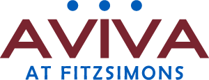 Aviva at Fitzsimons Logo